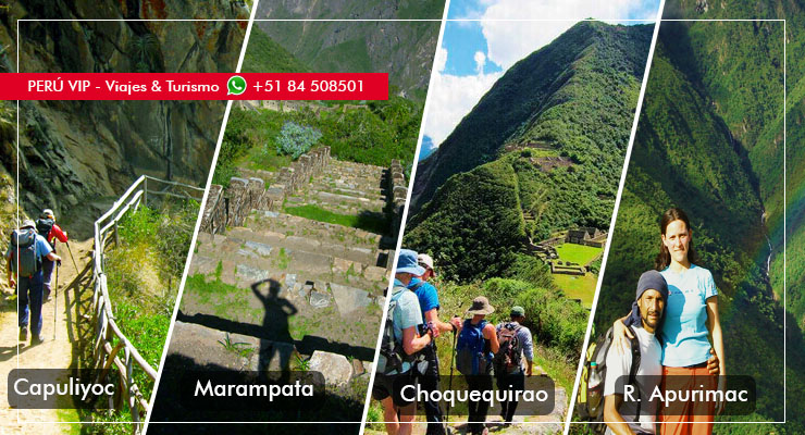 Choquequirao Trek con Peru Vip